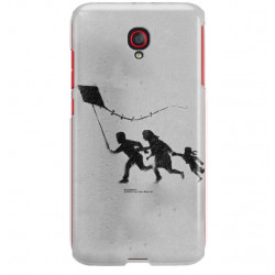 TELEFON-FÄLLE ALCATEL ONE TOUCH GO PLAY 7048X BANKSY MODELL BK170